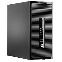 HP ProDesk 490 G3 Micro Tower Core i7 4 GB HDD 1 TB