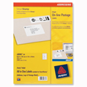 Avery J5102-25 Smartstamp Postage Labels Inkjet 14 per Sheet 350 Labels