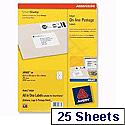 Avery Smartstamp Inkjet Online Postage Labels  [Pack of 350]