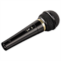 Hama Dynamic Microphone Black