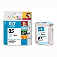 HP 85 Light Cyan Inkjet Cartridge C9428A