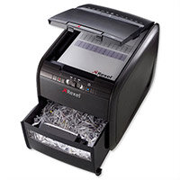 Rexel Auto Plus 60X Shredder Confetti Cross Cut P-3