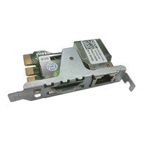 Dell iDRAC Port Card - Remote management adapter - for PowerEdge R430, R530