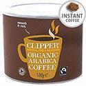 Clipper Organic Medium Roast Instant Coffee 500g Pack 1 A06762