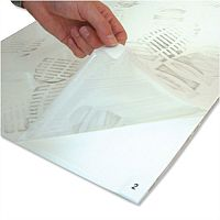 COBA FirstStep Mat Anti-Contamination Surface 30 Layers W450xD1170xH1.5mm White Pack 4