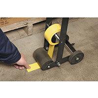 Lane Marking Applicator for Internal Floors Capacity 100mm Tape Width