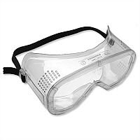 Martcare Impact Safety Goggles High-resistance Polycarbonate Lens