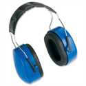 JSP Classic Extreme Ear Defenders ABS Cups Foam-cushioned 30dB SNR