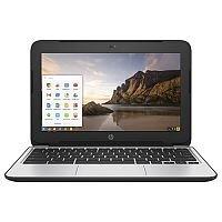 """HP Chromebook 11 G4 Intel Celeron N2840  4 GB DDR3L RAM 16 GB - eMMC SSD 11.6"""" WLED Display Chrome OS"""