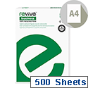 Revive Premium Recycled A4 Paper 100gsm White 500 Sheets