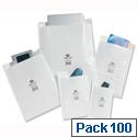 Jiffy No 1 Airkraft Bags White 170 x 245 mm (Pack of 100)