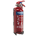 Dry Powder Fire Extinguisher Factory-sealed for Class BC 800g Guardian