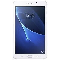 "Samsung Galaxy Tab A tablet Android 6.0 Marshmallow 16 GB 10.1"" White"