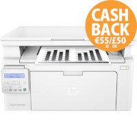 HP LaserJet Pro MFP M130nw Multifunction Printer B/W