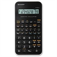 Sharp EL-501X Scientific Black Calculator