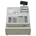 Sharp Cash Register 307W 10000 PLUs 99 departments and 15 lines/sec W424xD355xH326mm White Ref AE-307