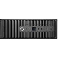 HP ProDesk 400 G3 Core i3 6100 3.7 GHz 4 GB 500 GB Desktop PC