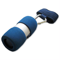 Securikey Personal Attack Alarm Sponge Barrel Ends H140xD30mm Blue Ref PASABLU