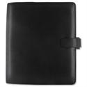 Filofax Metropol Personal Organiser A5 Black Ref 026968