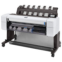 HP Designjet T1600dr Large Format Thermal Inkjet Printer - 2400 x 1200 dpi - Paper Size: A0,A1,A2,A3 - Cyan,Grey,Magenta,Matte Black,Photo Black,Yellow