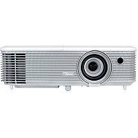 Optoma W345 DLP WXGA 1280 x 800 3300 ANSI Lumens 3D Multimedia Projector