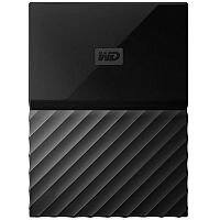 WD My Passport for Mac WDBP6A0040BBK External Hard Drive 4 TB USB 3.0