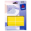 Avery Yellow Labels 50x25mm 16-315 324 Labels