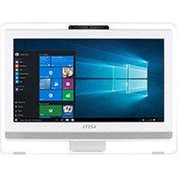 MSI Pro 20E 4BW 047XEU All-in-One Desktop PC Celeron N3160 1.6 GHz 4 GB 1 TB LED 19.5in
