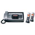 Philips PPF685 Fax Machine Intercom with 2 Handsets