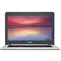 ASUS Chromebook C301SA R4020 Laptop 13.3in Celeron N3160 4 GB RAM 128 GB SSD