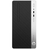 HP ProDesk 400 G4 Micro Tower Desktop PC Core i3 7100 3.9 GHz 4 GB 500 GB Windows 10 Pro