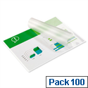 GBC A4 Laminating Pouches 160 Micron - Pack 100