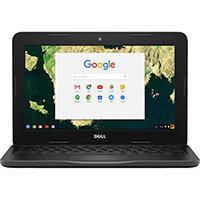 Dell Chromebook 11 3180 11.6in Laptop Celeron N3060 4 GB RAM 16 GB SSD