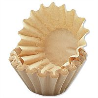 Coffee Filter Papers Base W78mm Top W150mm Pack 250