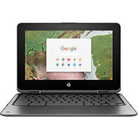 HP Chromebook x360 11 G1 Education Edition Flip Design TouvhScreen Laptop 11.6in Celeron N3350 4 GB RAM 32 GB SSD