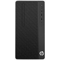 HP 290 G1 Micro Tower Desktop PC Core i3 7100 3.9 GHz 4 GB 256 GB