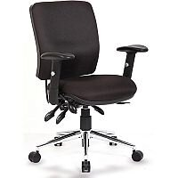 Sonix Support Chiro S3 Office Chair Asynchronous Onyx Black