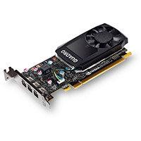 NVIDIA QUADRO P400 - Graphics card - Quadro P400 - 2 GB - PCIe x16 - 3 x Mini DisplayPort - for Celsius J550, J550/2, R940B, R940B POWER, W570, W570power, W570power+