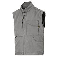 Snickers 4373 Service Vest Size XS Regular Grey