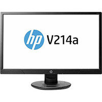 HP V214a LED Computer Monitor Full HD 1080p 20.7in