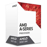AMD A10 9700 - 3.5 GHz - 4 cores - 2 MB cache - Socket AM4 - Box