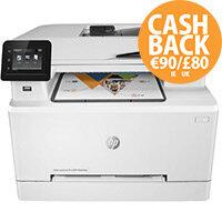 HP LaserJet Pro MFP M281fdw Multifunction Colour Laser Printer 21 ppm Printing Speed (Colour and Mono) 600 x 600dpi