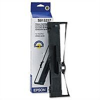 Epson S015337 Black Printer Ribbon LQ590