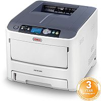 OKI C610DM A4 Colour LED Laser Medical Printer 45079301