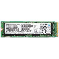 HP Z Turbo Drive G2 - Solid state drive - 256 GB - internal - M.2 - PCI Express 3.0 x4 (NVMe) - for Workstation Z4 G4, Z6 G4