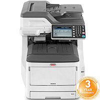 OKI MC853dn A3 Colour Multifunction LED Laser Printer 45850603