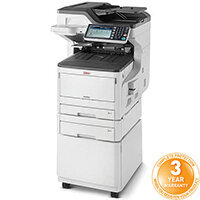 OKI MC853dnct A3 Colour Multifunction LED Laser Printer 45850604