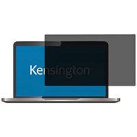 """Kensington Screen Privacy Filter 2 Way Removable 31.75cm 12.5"""" Wide 16:9 Ref. 626455"""
