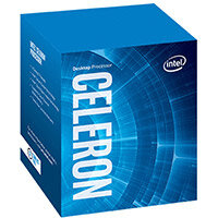 Intel Celeron G4920 - 3.2 GHz - 2 cores - 2 threads - 2 MB cache - LGA1151 Socket - Box