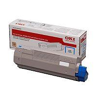 OKI 46508715 Cyan Standard Yield Toner Cartridge